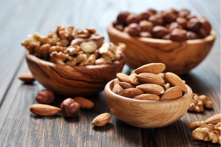 Фото №1 - Ежедневное потребление орехов значительно сокращает риск сердечных заболеваний