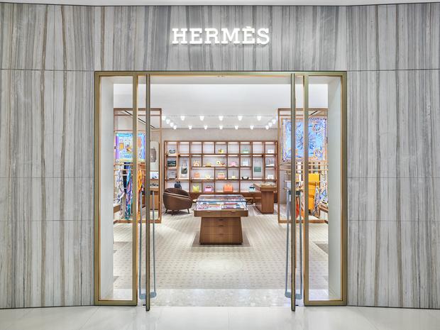 Фото №4 - Новый бутик Hermès в ТЦ «Времена года»