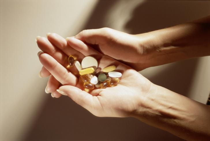 5 витаминов для женщин, которые не хотят стареть