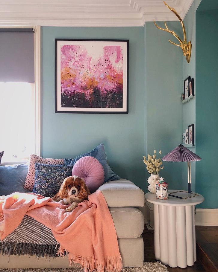 Фото №1 - Тренды 2021: модные и уютные оттенки для интерьера
