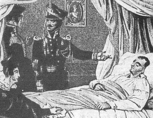 Фото №1 - Тайна смерти Наполеона