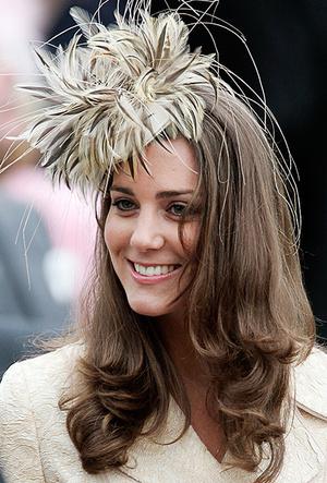 Фото №14 - 25 необычных шляп на королевских свадьбах
