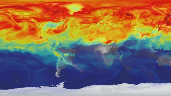 Фото №1 - Глобальное потепление может «отменить» летние Олимпиады к концу века