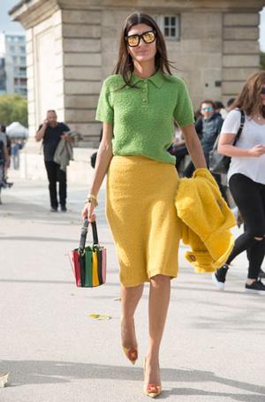 Фото №7 - С чем носить поло: 5 стильных комбинаций
