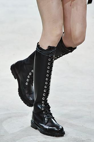 Фото №32 - Самая модная обувь сезона осень-зима 16/17, часть 1