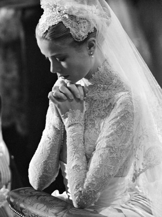 Фото №22 - Как выходили замуж легенды Голливуда: самые красивые ретро-фотографии