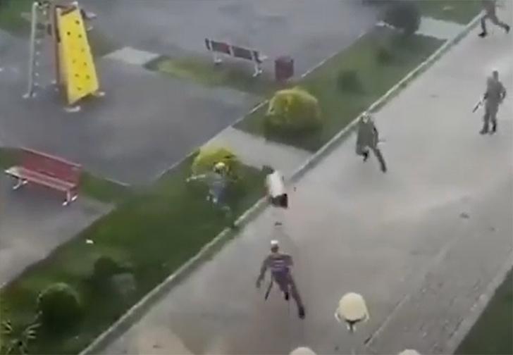 Фото №1 - В Сочи постоялец коронавирусного обсерватора устроил догонялки с Росгвардией (видео)