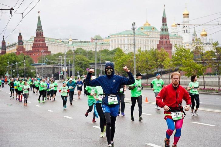 Фото №1 - Московский полумарафон 2016 станет самым массовым