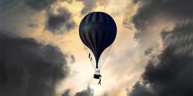 Фото №3 - MAXIM рецензирует фильм «Аэронавты» по мотивам реальных похождений воздушного шара
