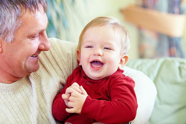 Фото №2 - Стать отцом никогда не поздно