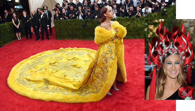 Фото №38 - Королева сюра: Рей Кавакубо как главная причина следить за MET Gala 2017
