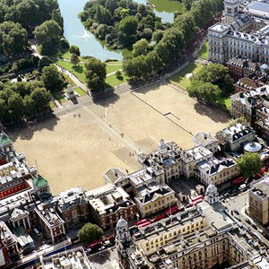 Фото №1 - Лондонские дубы пали жертвой борьбы с террором
