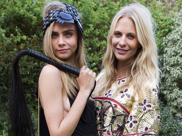 Фото №8 - Две половинки: самые успешные сестры и братья модного мира