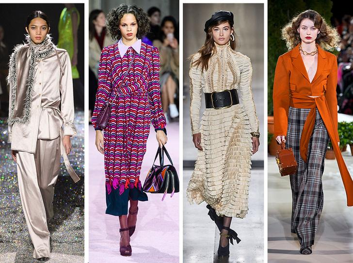 Фото №1 - 10 трендов осени и зимы 2019/20 с Недели моды в Нью-Йорке
