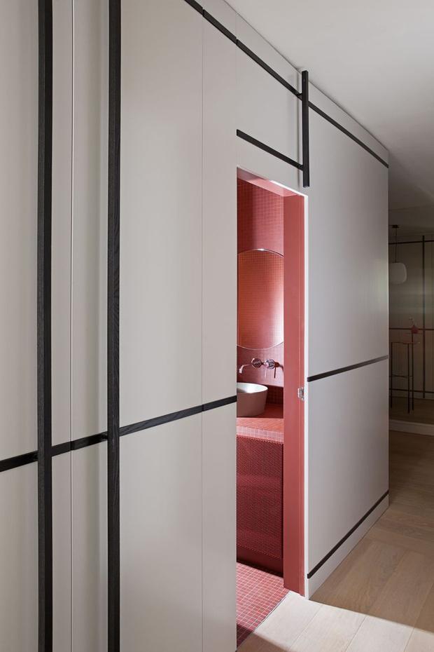 Фото №6 - Современная квартира в доме 1930-х годов в Мадриде