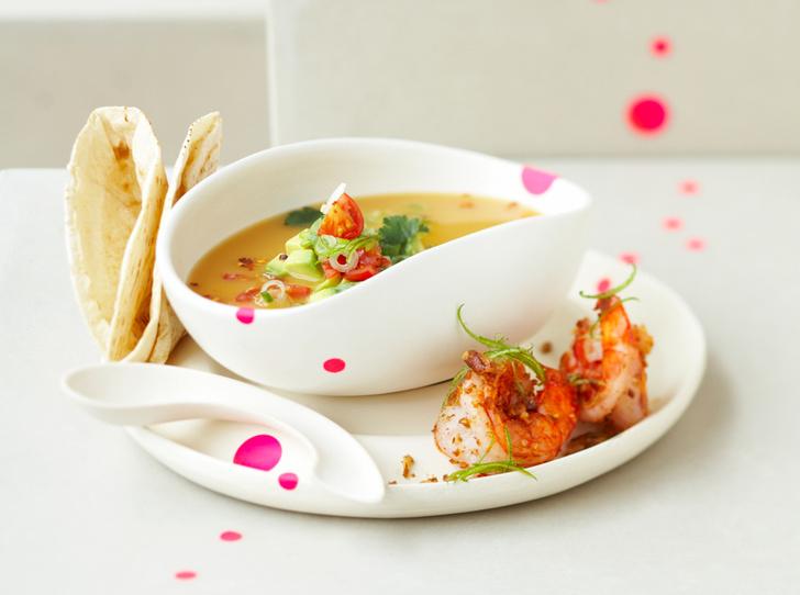 Фото №1 - Холодный суп: история, тонкости, рецепты