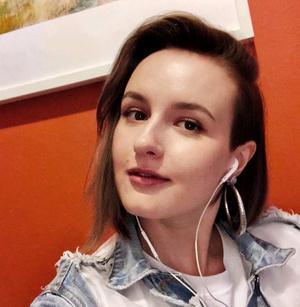 Вика Павленко, главный редактор Elle Girl