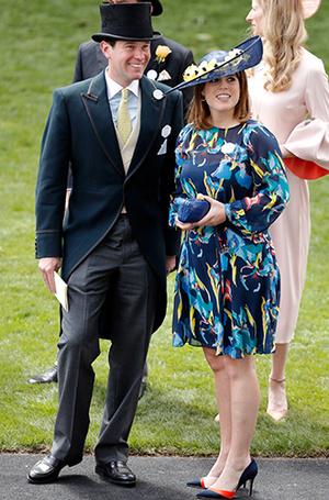 Фото №5 - Принцесса Евгения и Джек Бруксбэнк: 10 вдохновляющих фактов о королевской паре