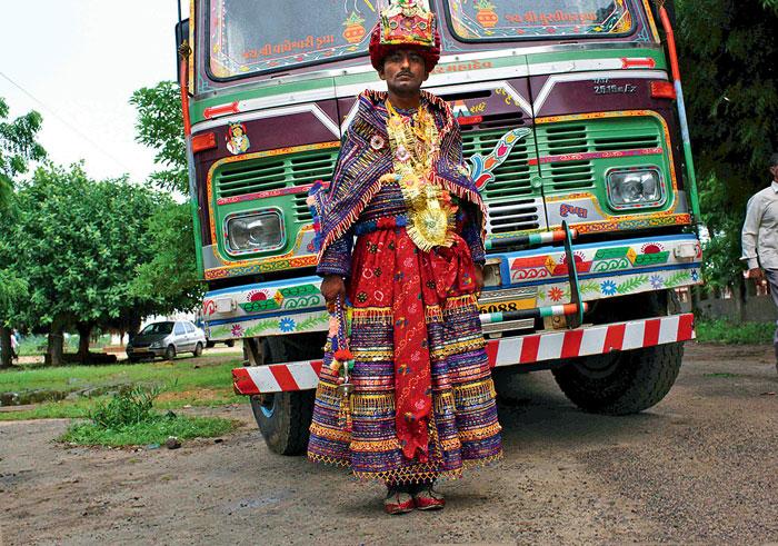 Фото №10 - Священные цепи: репортаж с цыганской свадьбы