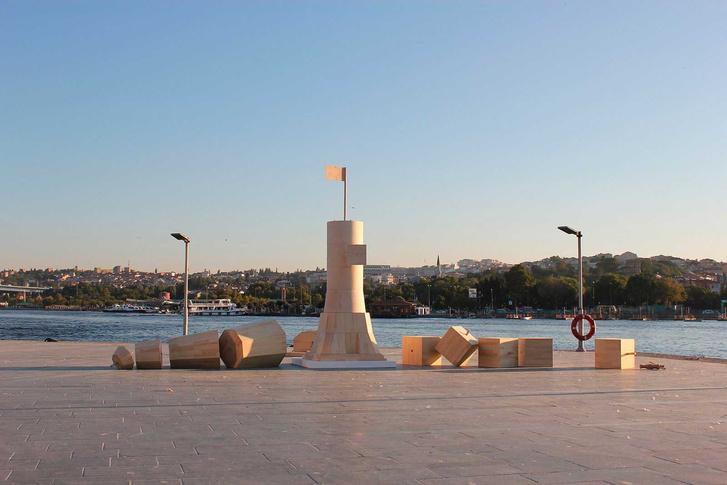 Фото №3 - На площади Искусств появится инсталляция «Трансформер»