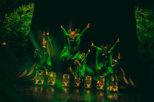 Фото №4 - Семейное представление «Изумрудный Город»