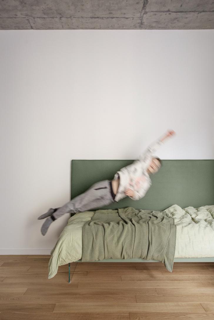 Фото №5 - Квартира 260 м² для семьи с тремя детьми и собакой