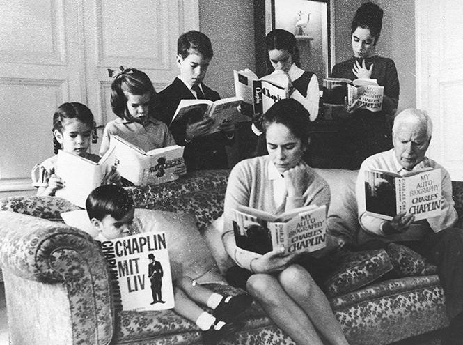 Фото №36 - Шесть женщин и одна единственная любовь Чарли Чаплина