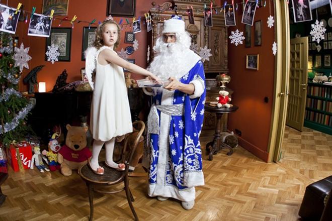 Фото №1 - Россияне празднуют Новый год всего 45 минут