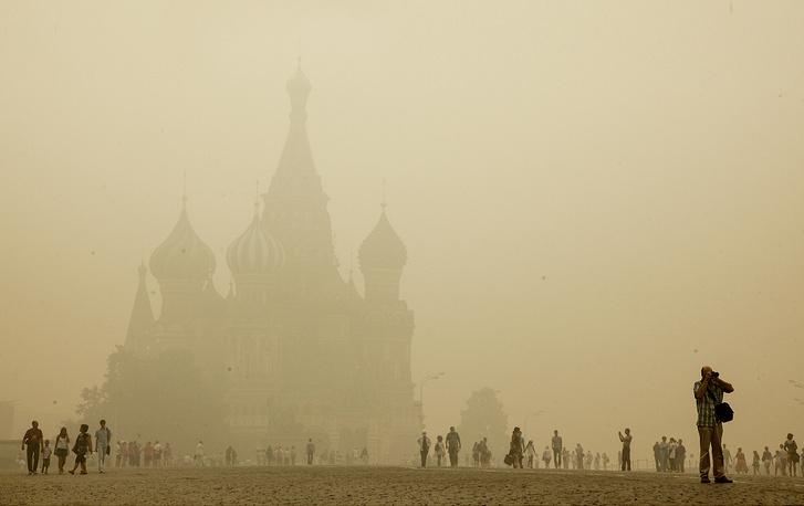 Фото №2 - Ого-гонь XXI века: еще 5 великих пожаров наших дней