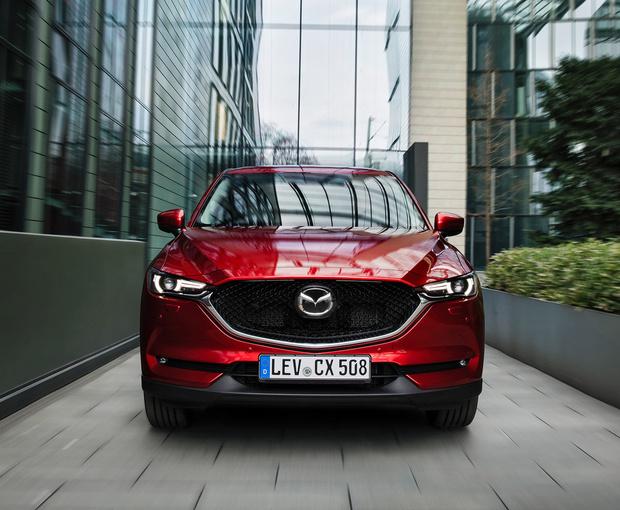 Фото №1 - Mazda CX-5: по заветам олдскула