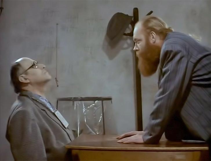 Фото №1 - Короткометражка недели: «Еда» (комедия, 1992, Чехия, 16:22)