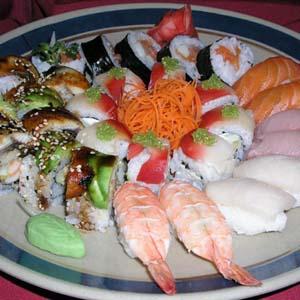 Фото №1 - Японцы отказались от рыбы