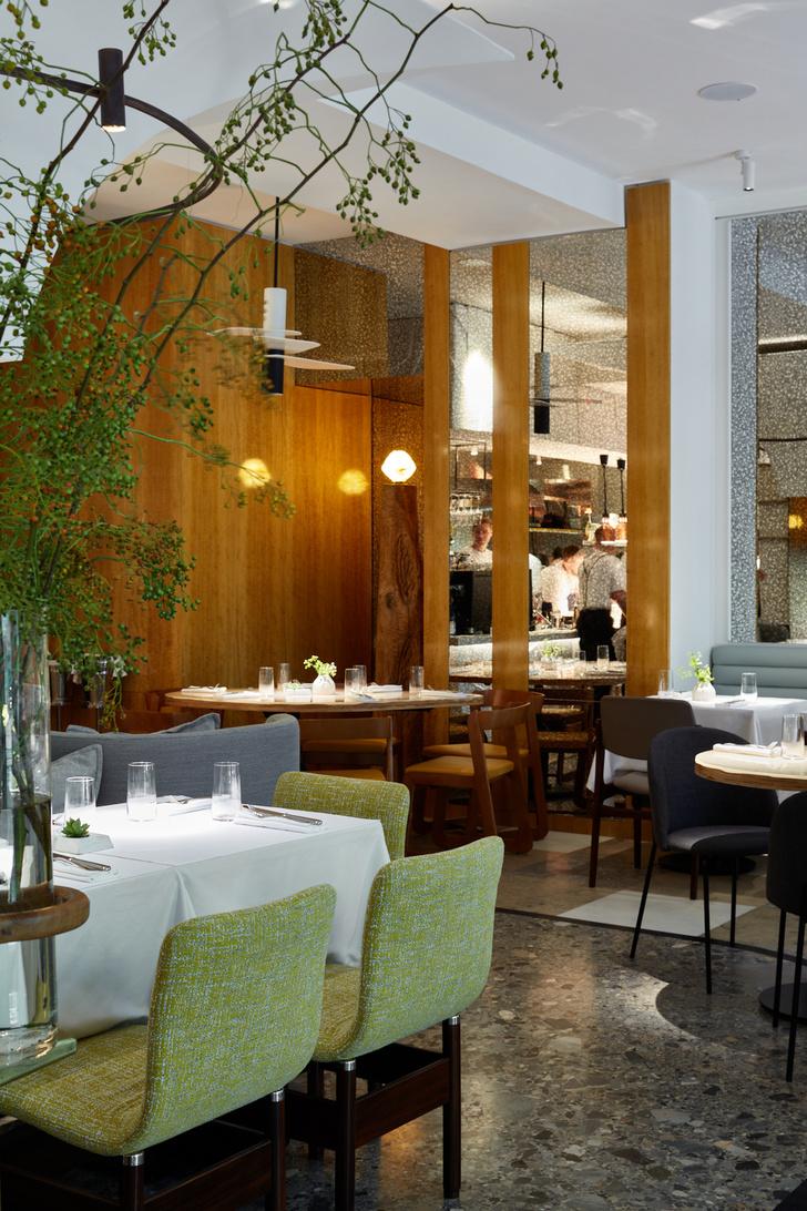 Фото №7 - Ресторан Ava Cafe по проекту бюро Geometry