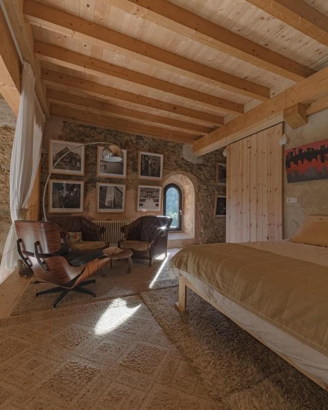 Фото №16 - Дом в старой церкви в Испании