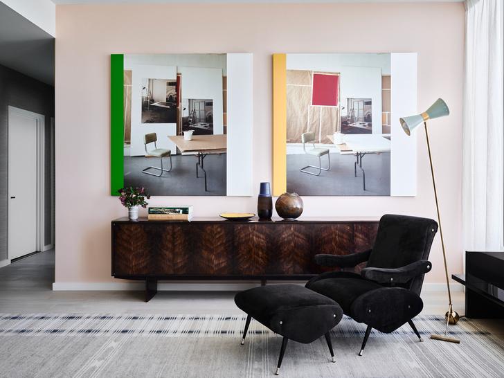Фото №5 - Галерея коллекционного дизайна в апартаментах в Сан-Франциско
