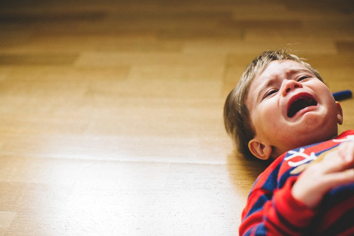 7 ways to stop baby tantrums