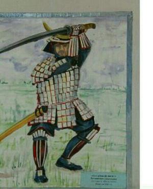 Фото №2 - Как бумажные доспехи защищали настоящее войско