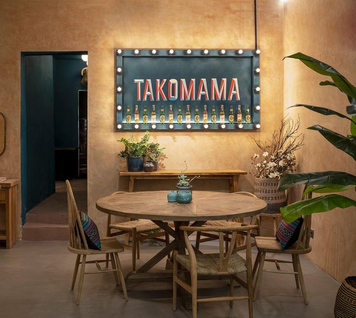Фото №1 - Takomama: мексиканская закусочная в центре Мадрида