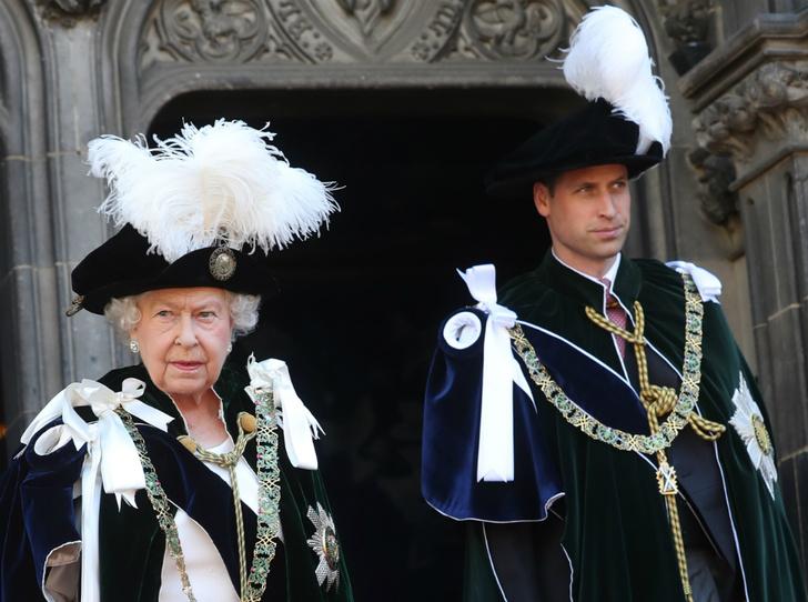 Фото №1 - Опасный Уильям: какое увлечение принца беспокоит Королеву