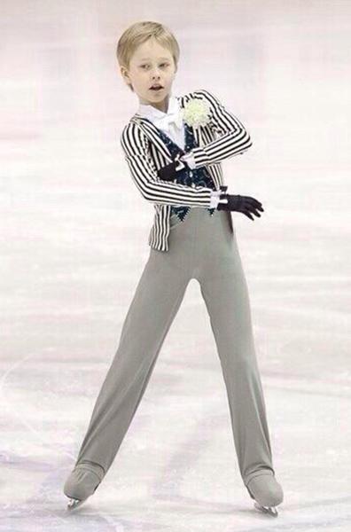 Егор Марков, фигурное катание, фото