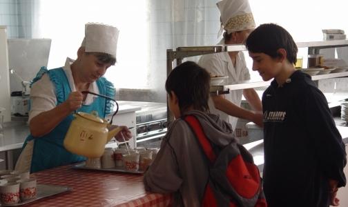 Фото №1 - Школьное питание ставят на поток