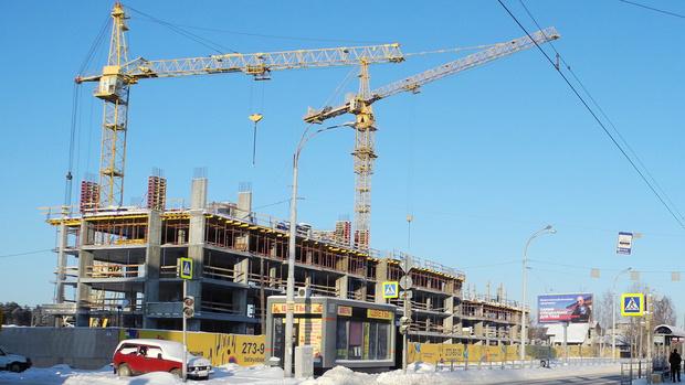 Фото №1 - Девелоперы, строящие 2,7 миллиона квадратных метров жилья, могут обанкротиться