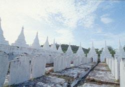 Фото №4 - Золотые пагоды Мьянмы