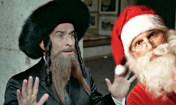 Фото №1 - Программист заявил, что колпак Санта-Клауса так же оскорбителен для евреев, как свастика