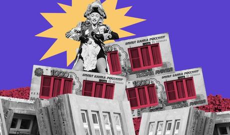 Над пропастью в рублях: что будет с недвижимостью после падения фондовых рынков