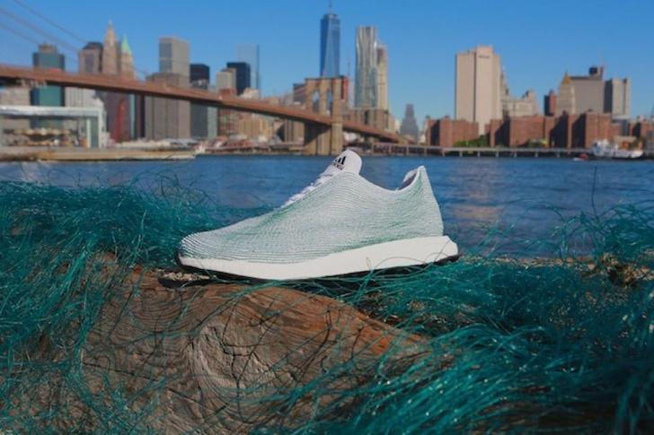 Фото №4 - Скейтборды из рыболовных сетей, мебель из нейлона и еще 12 объектов из переработанного пластика