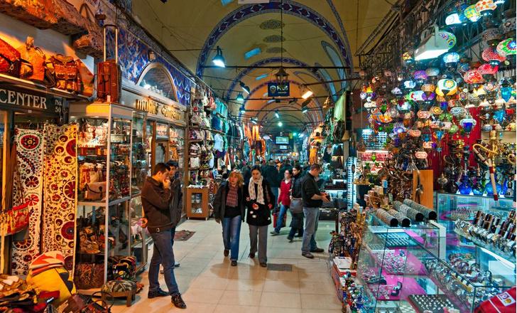 Фото №5 - Пять мест в Стамбуле, которые необходимо посетить