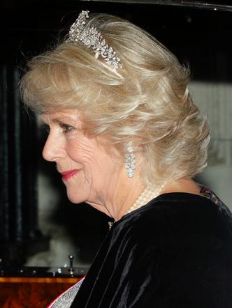 Фото №3 - Шкатулка будущей королевы: любимые украшения герцогини Камиллы