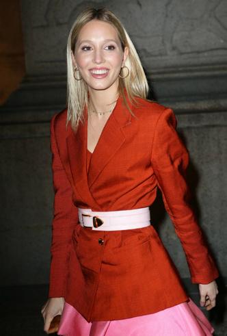 Фото №9 - Королевский стиль: греческая принцесса затмила всех на неделе моды в Нью-Йорке