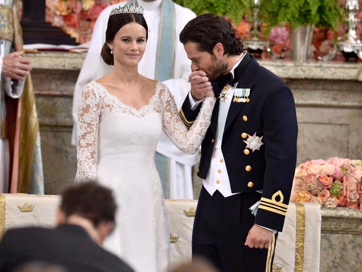 Фото №10 - От макияжа до прически: секреты красоты королевских невест
